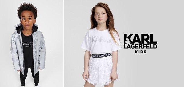 KARL LAGERFELD - Bambino
