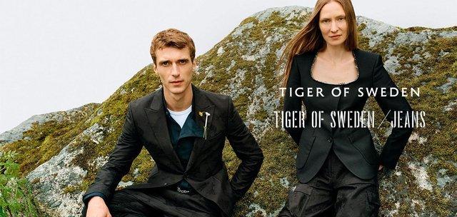 Tiger of Sweden + Tiger of Sweden Jeans