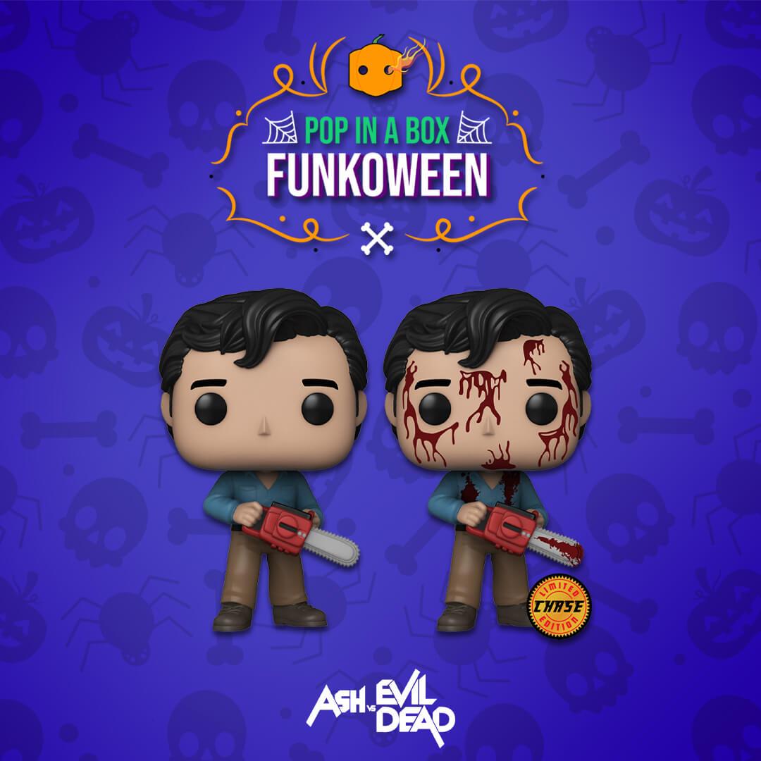 Nuovo Pop! Movie Evil Dead!