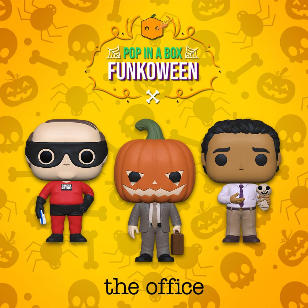 Nuovi Pop! The Office!