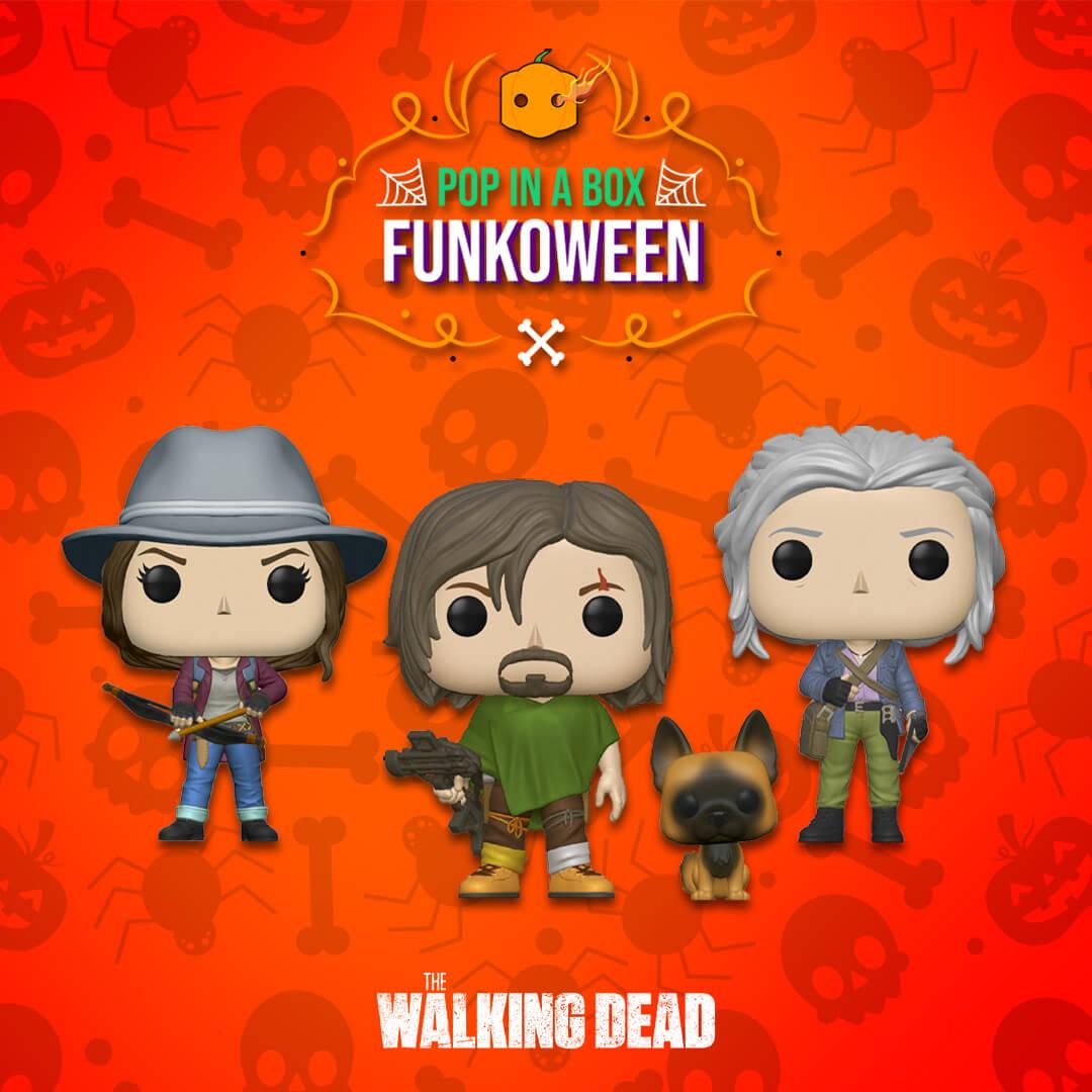 Nuovi Pop! The Walking Dead!