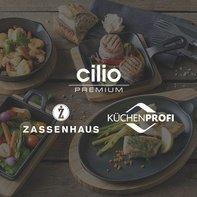 cilio, Zassenhaus & Küchenprofi
