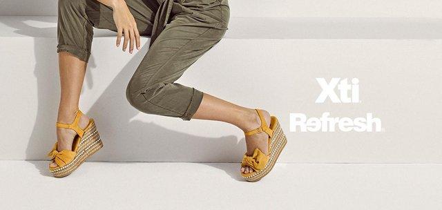 XTI + Refresh - Scarpe