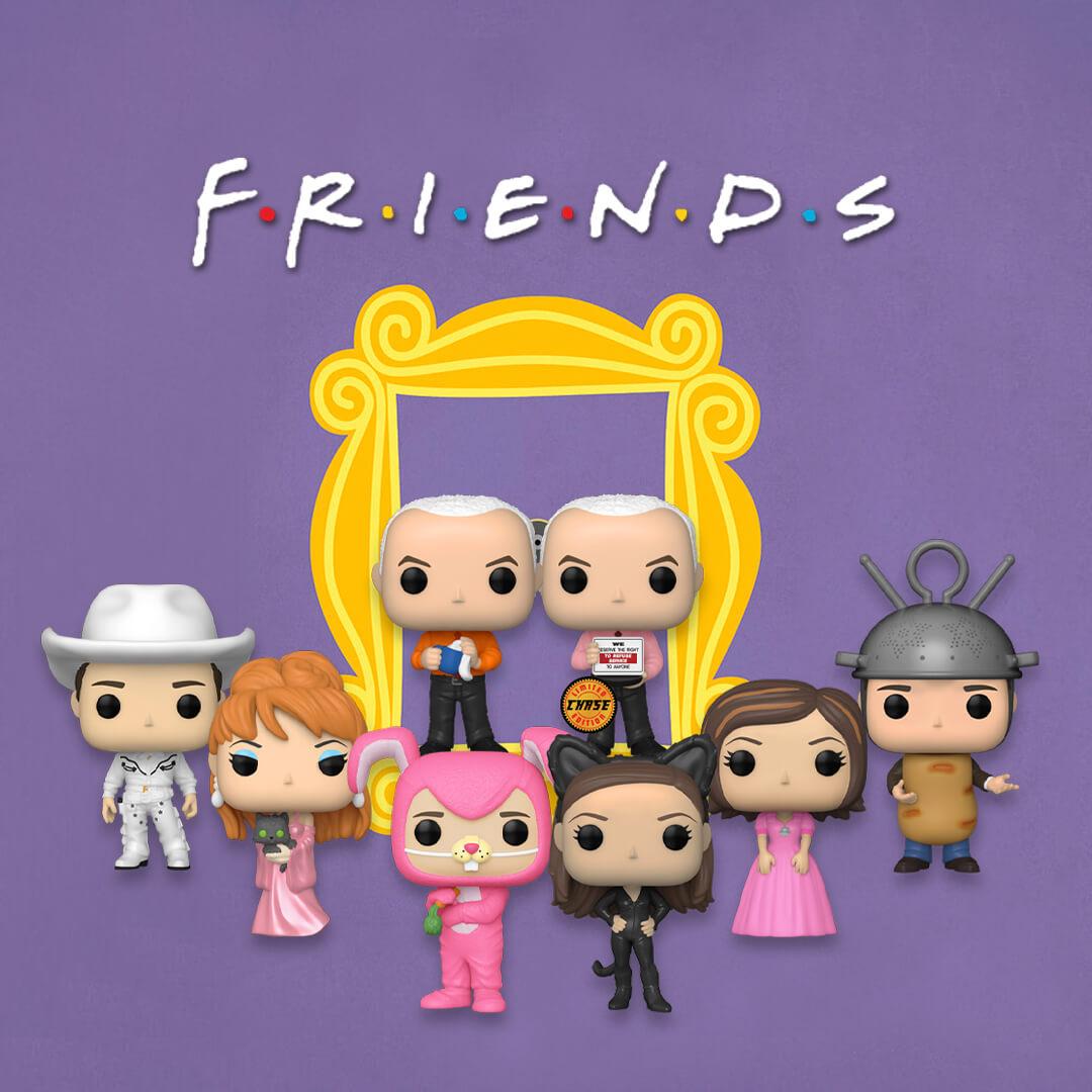 Nuovissimi Pop di Friends sono arrivati su PIAB!