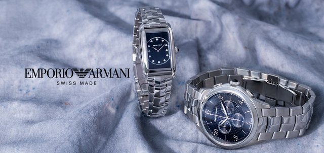 Emporio Armani Swiss Made