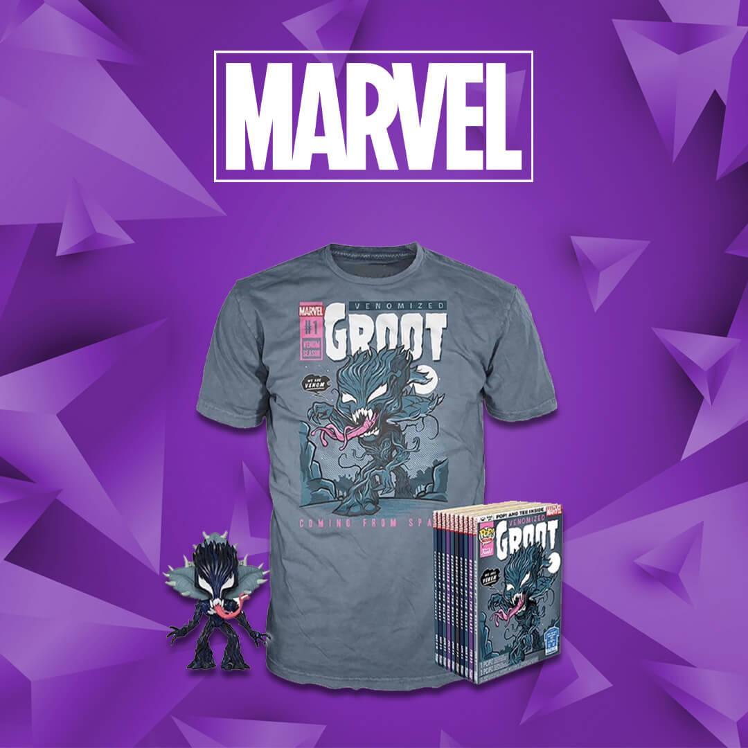 Super Bundle Groot + Tshirt!