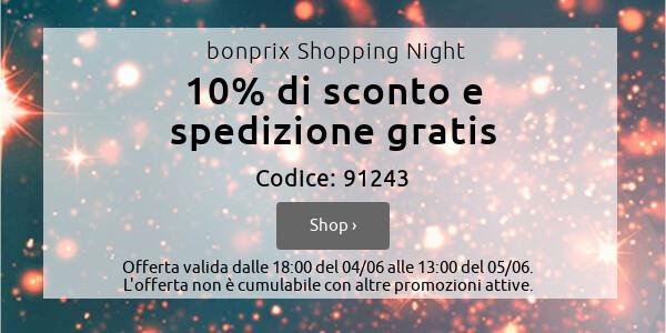 bonprix Shopping Night >