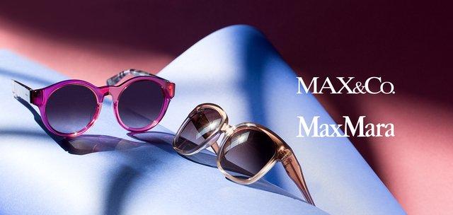 Max Mara + Max&Co. - Occhiali