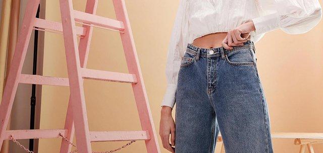 Jeans & top per lei