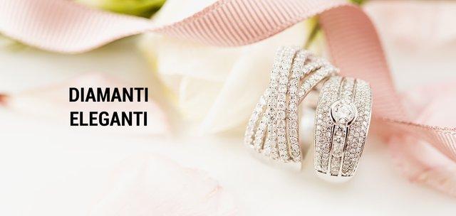 Diamanti eleganti