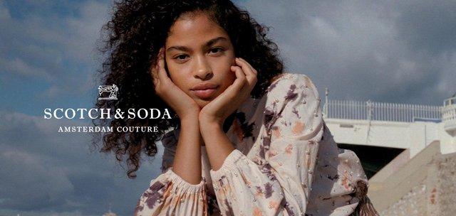 Scotch & Soda - Donna & bambino