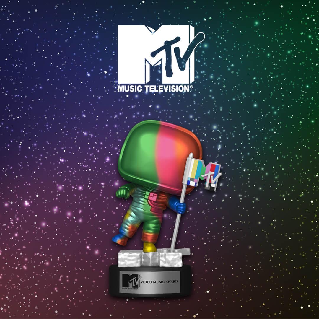 Novità Pop! MTV Moon Person