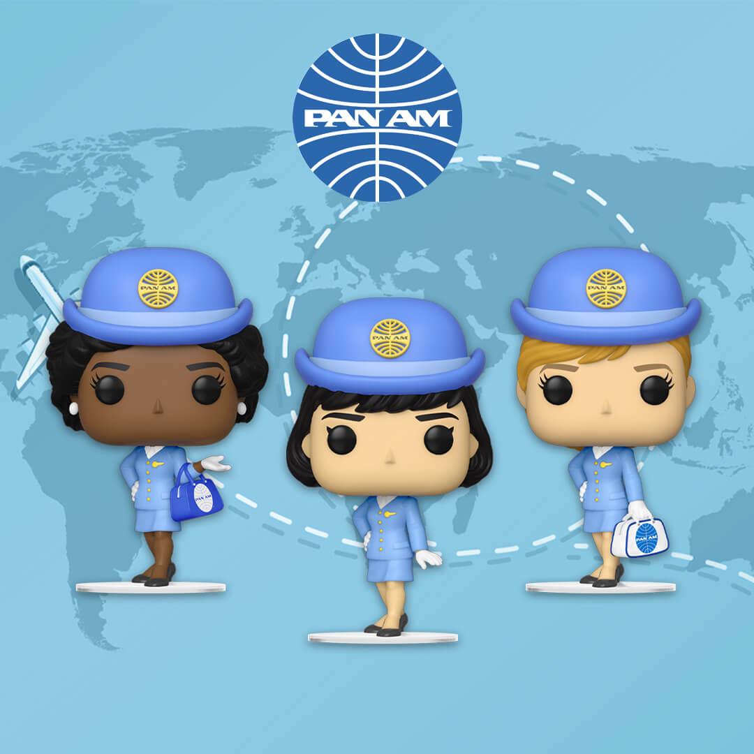 Nuovi Pop! Pan Am!
