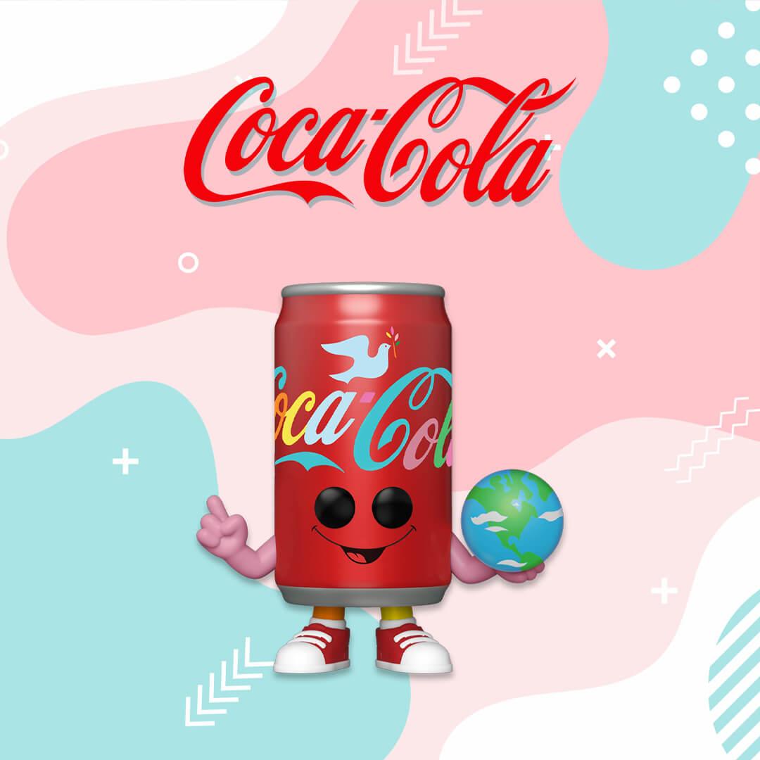 Brand New: Coco-Cola Hilltop Anniversary