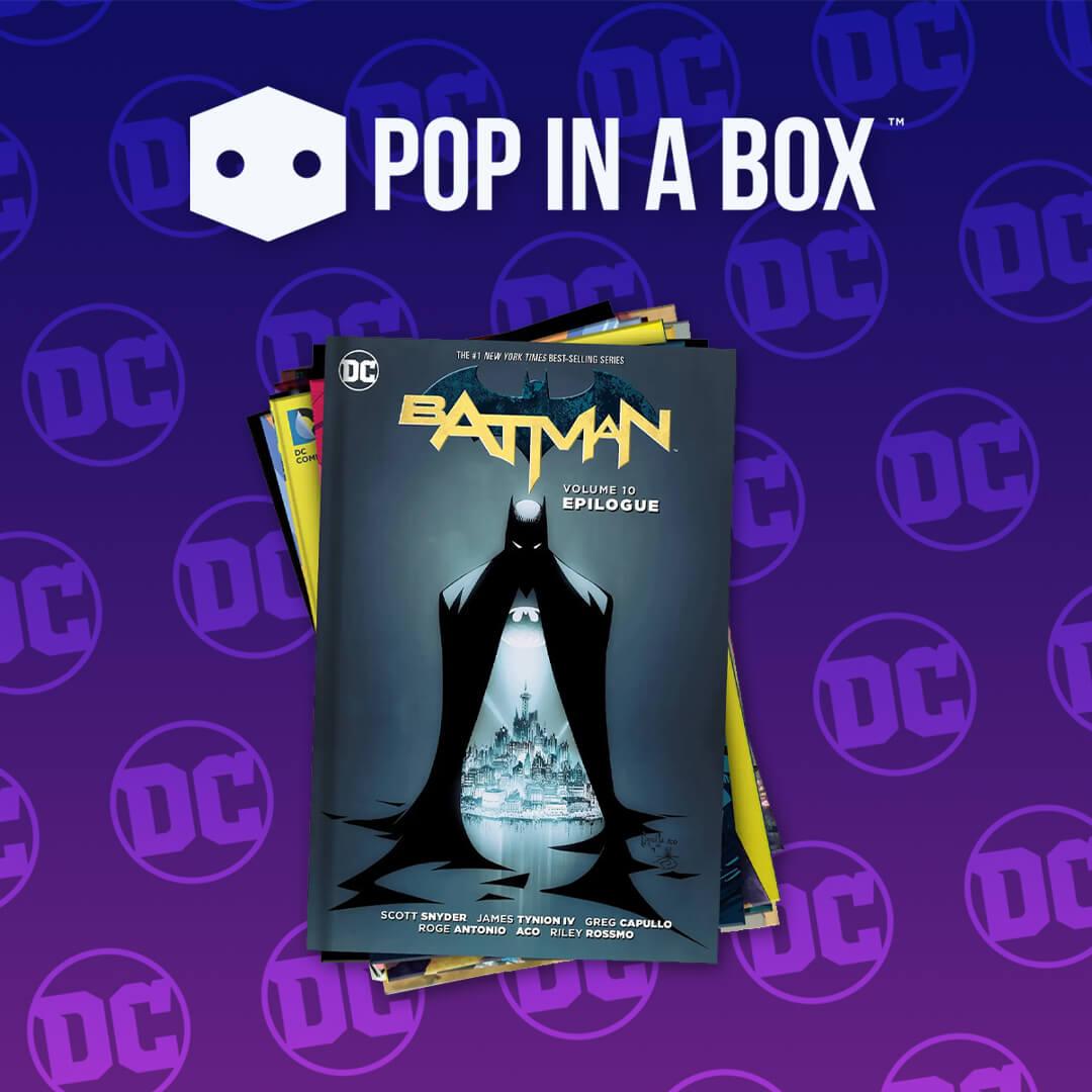 Bundle Di 10 Fumetti Dc Comics A Sorpresa