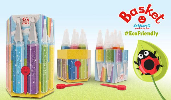 Basket eco-friendly