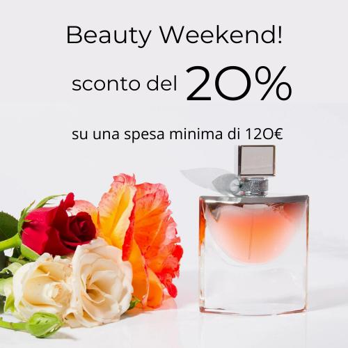 Beauty Weekend 12 Giugno 2021