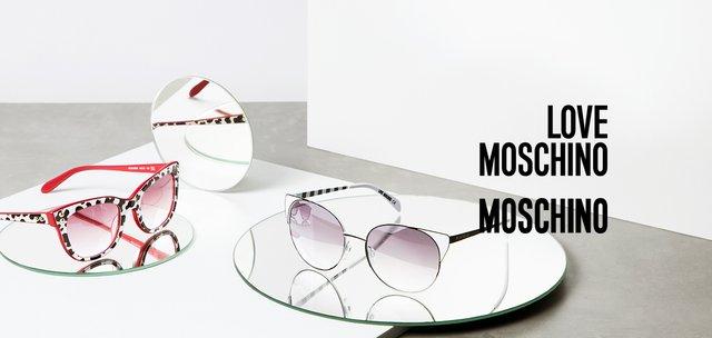 Love Moschino + MOSCHINO