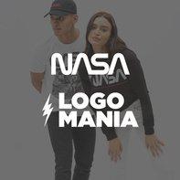 NASA + LOGOMANIA