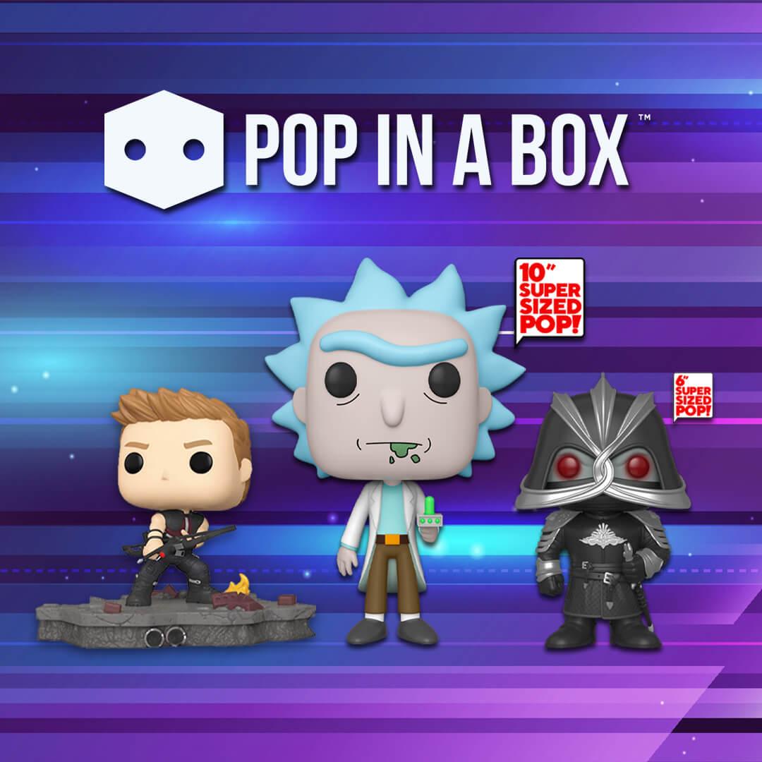 Tanti nuovi Pop! in stock!