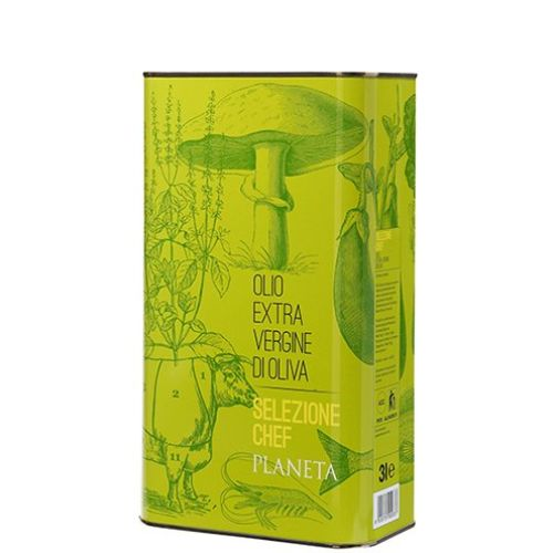 Olio di oliva selezione chef planeta