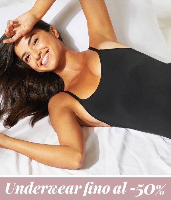 Promo Underwear - Sconti fino al -50%