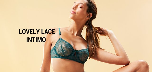 Lovely Lace - Intimo