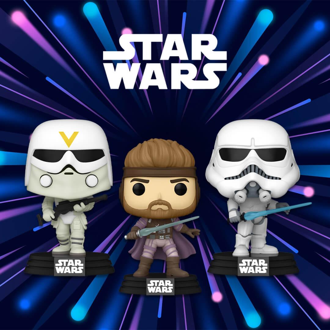 Novità: Star Wars Concept Pops!