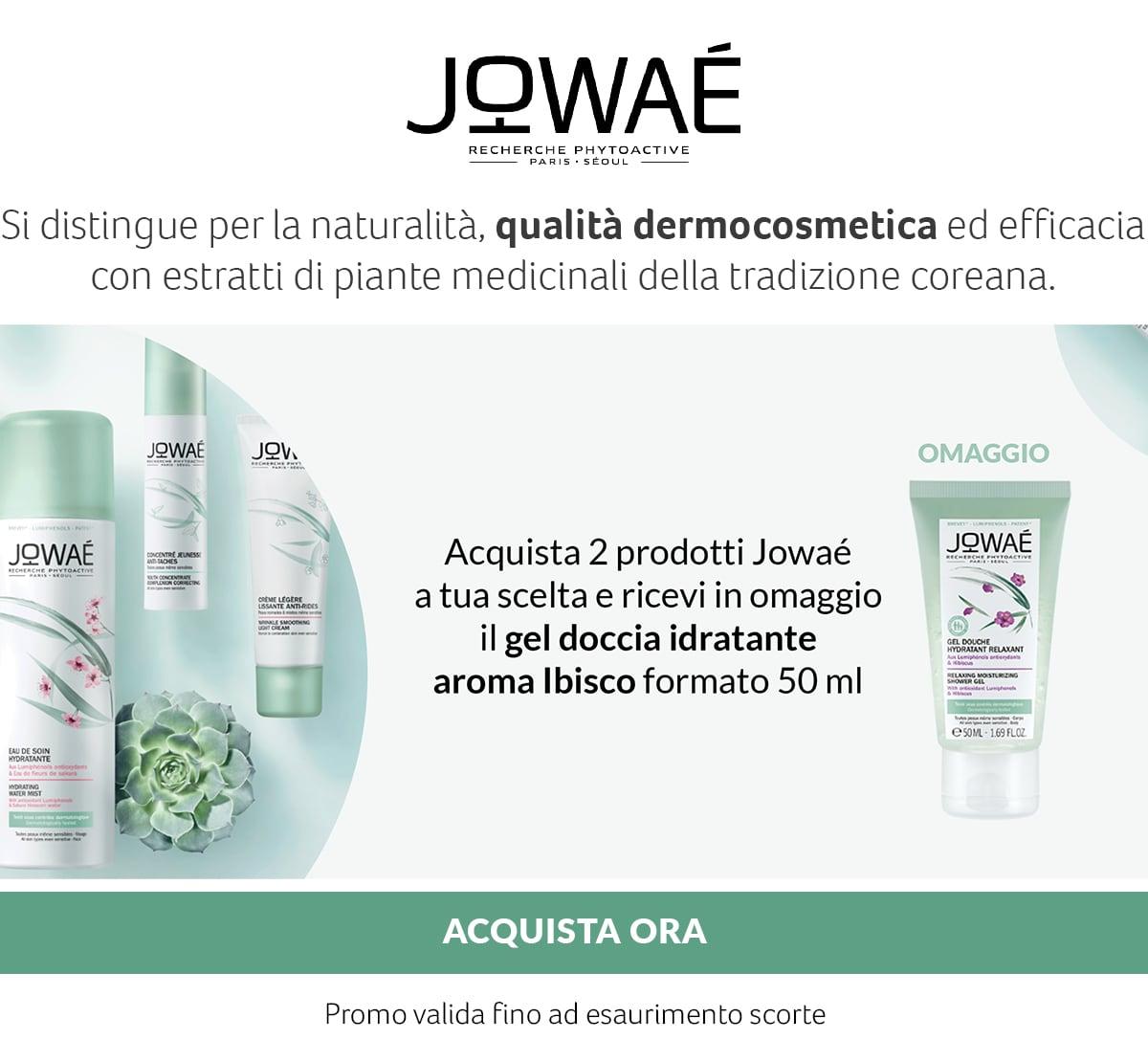 Jowaé. IN OMAGGIO Gel doccia idratante aroma Ibisco 50ml
