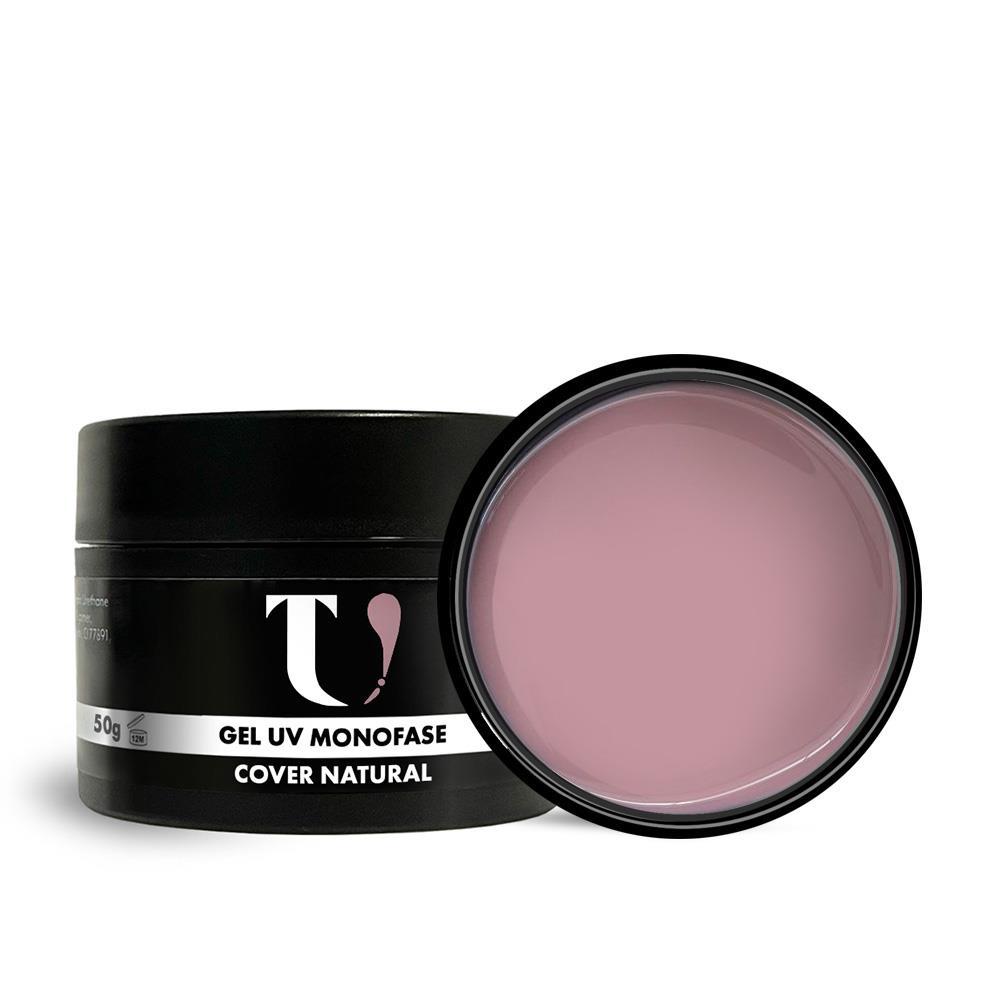Gel UV Monofase Cover Natural 50g