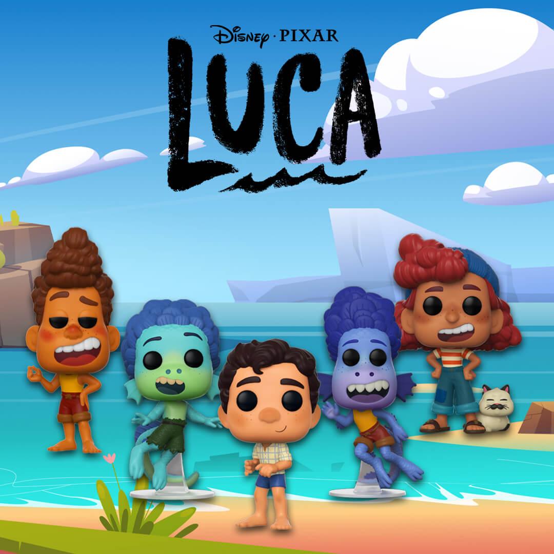 Nuovissimi Pop! Disney Luca
