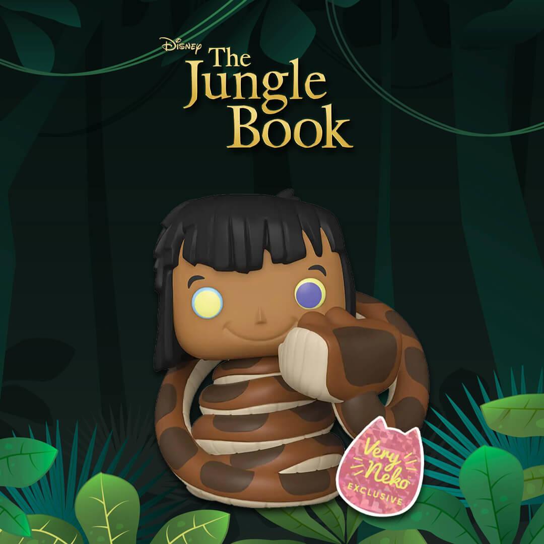 Mowgli con Kaa EXC è su PIAB!