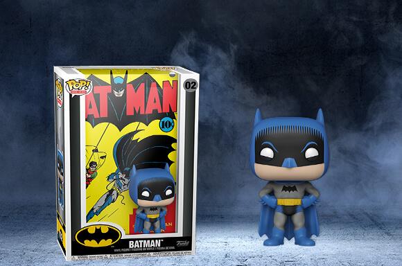 🦇 Novità: Batman Comic Cover! 🦇