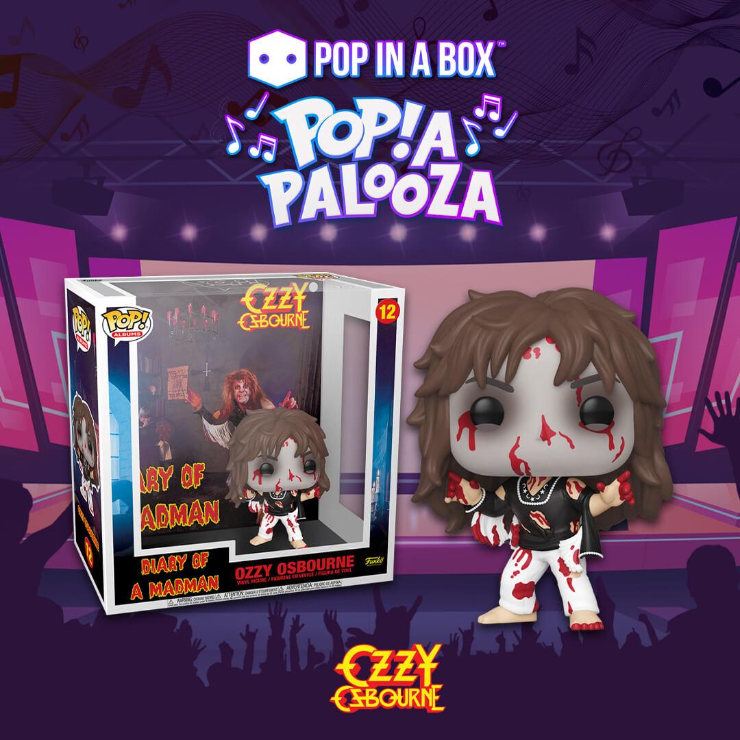 🎸 Nuovo Pop! Album Ozzy Osbourne 🎸