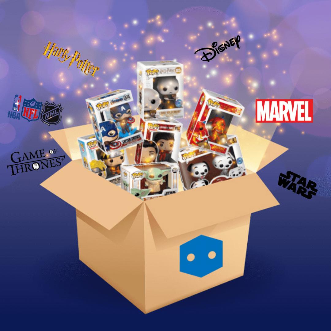 Vuoi avere il 10% di sconto su ogni ordine e aggiungere nuovi Pop! alla tua collezione?