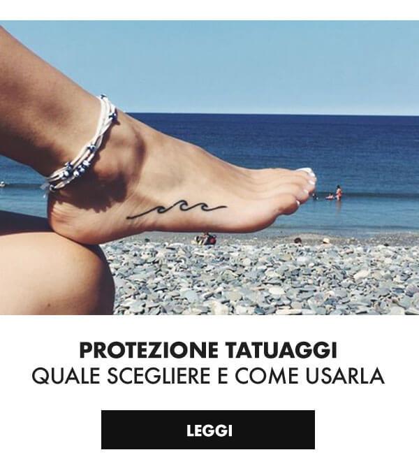 Come proteggere i tatuaggi dal sole