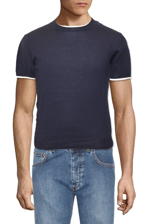 Tshirt in filo - PAOLO PECORA
