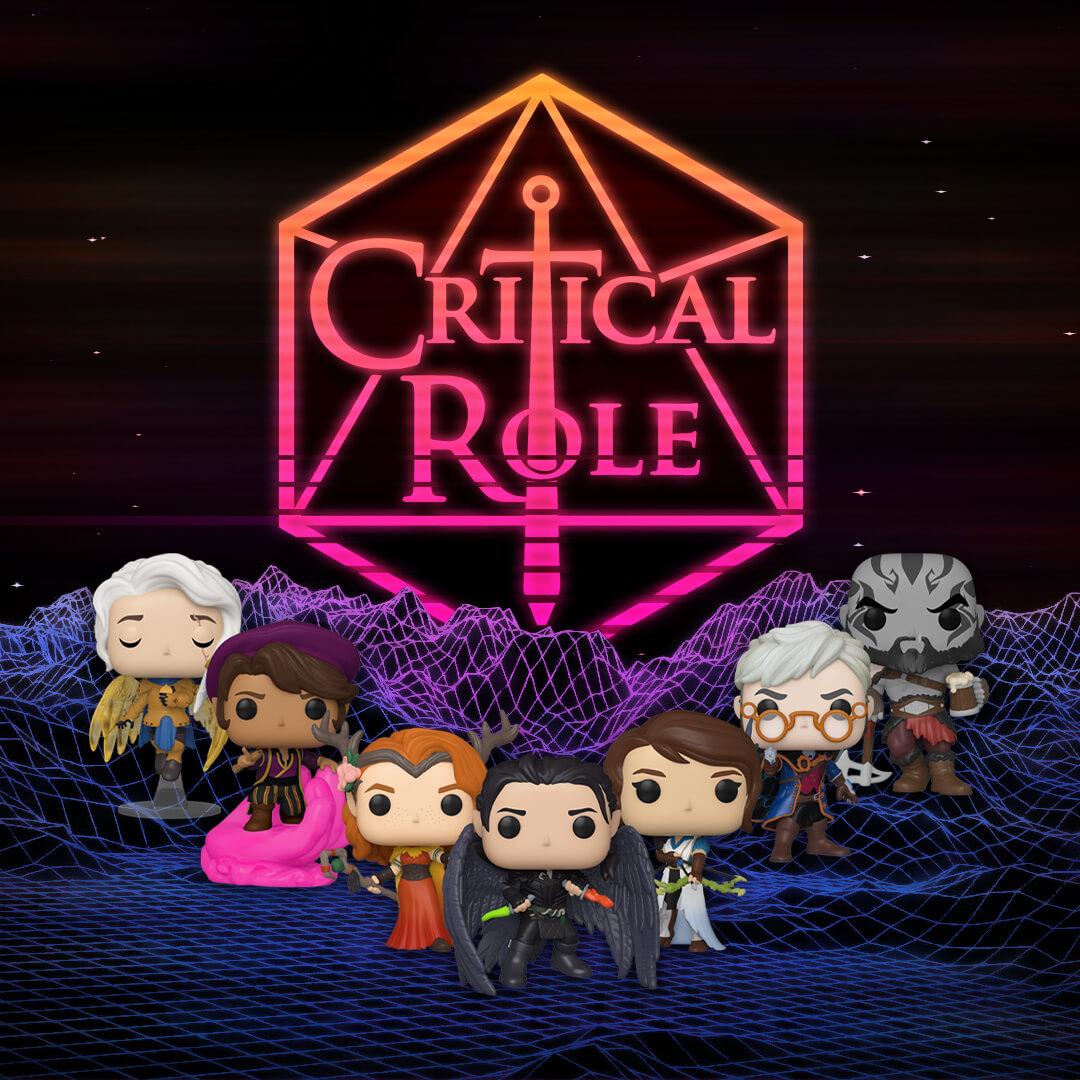 ♟️🎲 Critical Role: una serie di Dungeon and Dragons