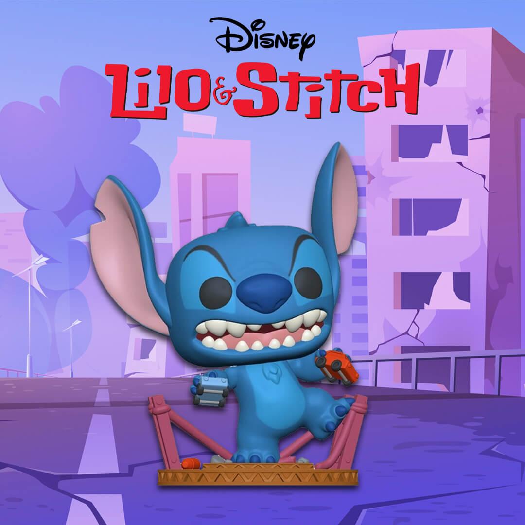 💙 Nuovo Pop! EXC Disney Monster Stitch! 💙