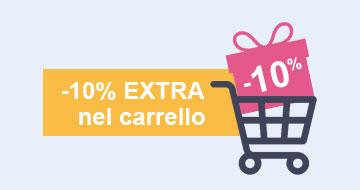-10% EXTRA