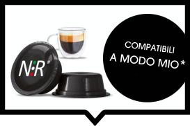 Capsule Compatibili Lavazza a Modo Mio