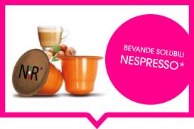 Capsule Compatibili Bevande Nespresso