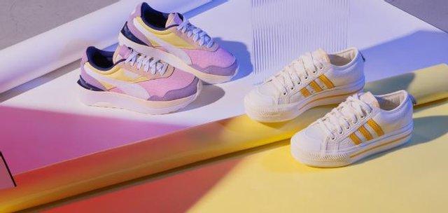 Sneakers trendy per lei