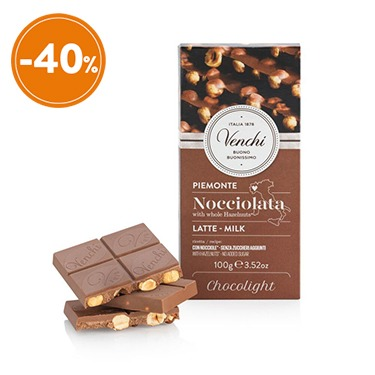nocciolata chocolight