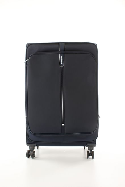 Samsonite Wheeled Luggages popsoda 105/112.5l Men Polyester Blue Dark Blue