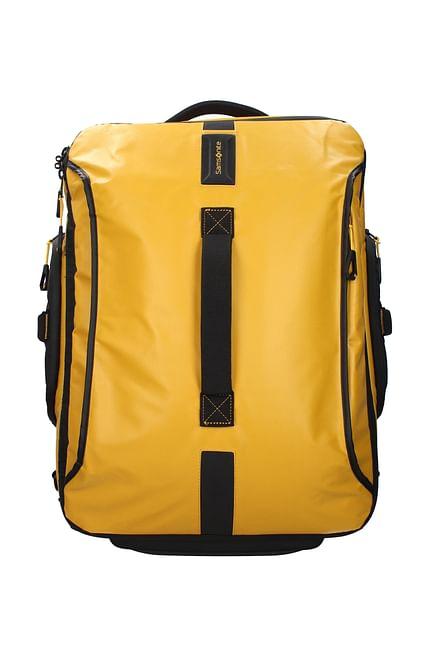 Samsonite Wheeled Luggages paradiver light 51l Men Polyurethane Yellow