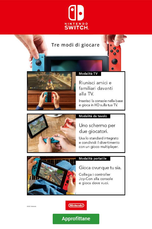 Sottocosto Nintendo