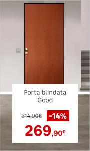 Porta blindata Good