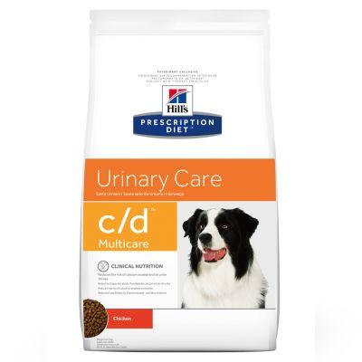 Hill's Prescription Diet c/d Multicare Urinary Care secco per cani