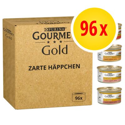 Fai scorta! Gourmet Gold 96 x 85 g